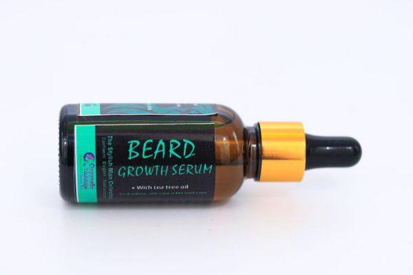Beard Growth Serum Ksh.600