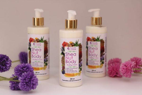 Shea Nut Body Healing Cream 250mls Ksh.12502